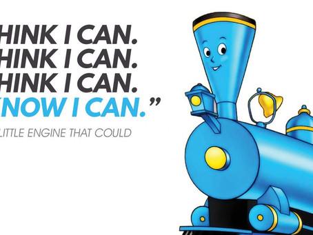 I Know I Can, I Know I Can, I Know I Can