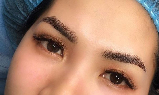 Full Brow Embroidery