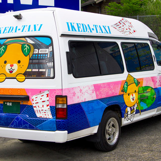 Taxi Shuttle back