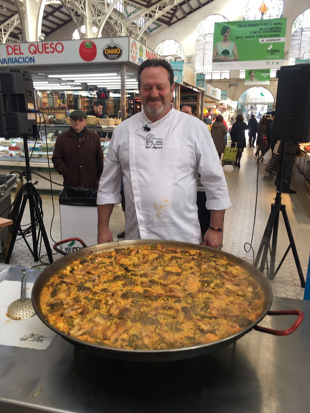 best paella cooking class and school | valencia