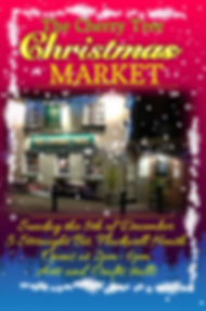 Copy of Christmas Market Poster - Made w
