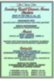 Copy of Copy of lace wedding menu portra