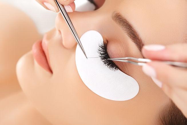 Copy of Woman Eye with Long Eyelashes. Eyelash Extension.jpg
