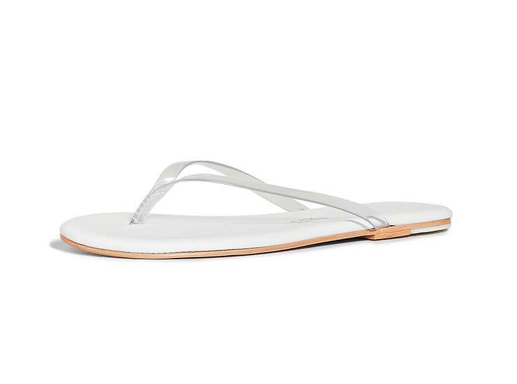 TKEES Lily Clear Sandal