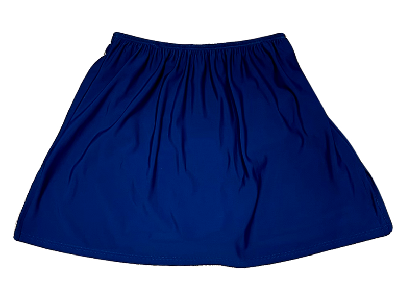SEA WAVES - Separate Solid Skirt Bottom - STYLE B5045