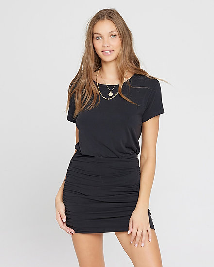 L*SPACE Balboa Mini T-Shirt Dress