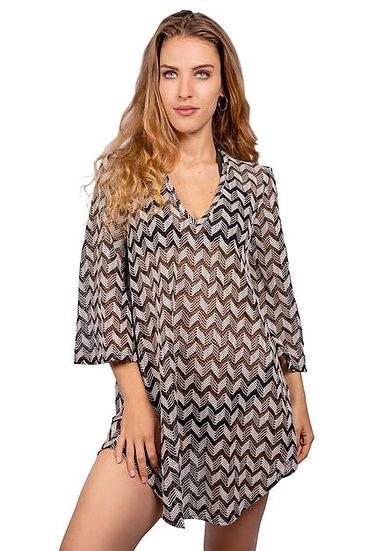 Elif for Jordan Taylor Bell Sleeve Tunic SOR14028