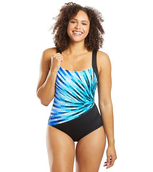 Reebok Powerful Punch Bust Minimizer One Piece 782018