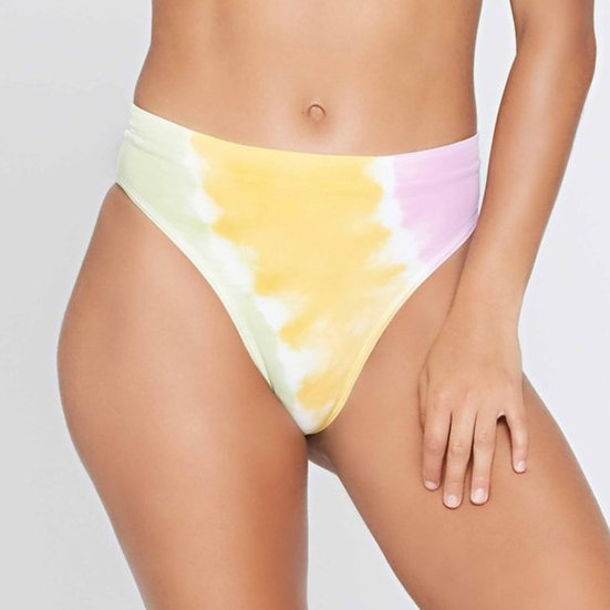 L*SPACE - Sunburst Tie Dye Frenchi Bitsy Bottom - HTFRB20AME
