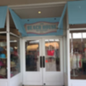 The Beach House of Naples storefront