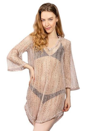 Elif for Jordan Taylor Bell Sleeve Tunic SHL14028