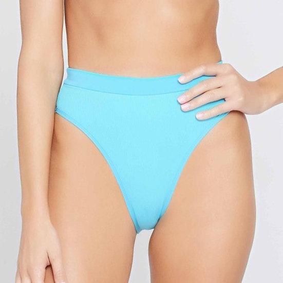 L*SPACE - Aquarius Ribbed Frenchi Bitsy Bottom - RHFRB17