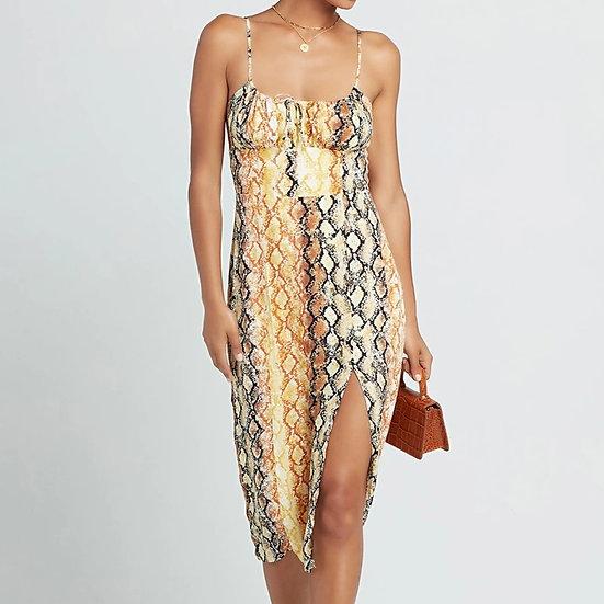 L*SPACE - Python Portola Dress - PORDR20