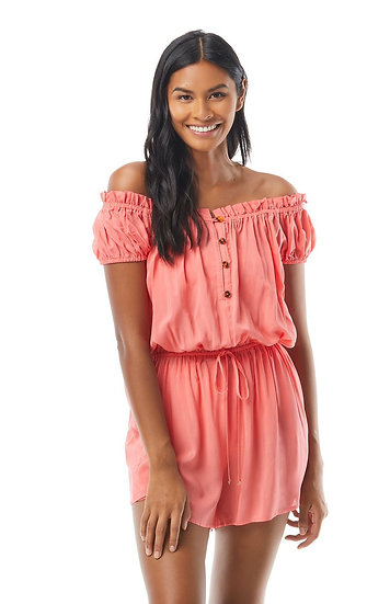 Kate Spade Cover Up Romper S43849