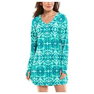 COOLIBAR Seacoast Swim Coverup Dress 03318/20