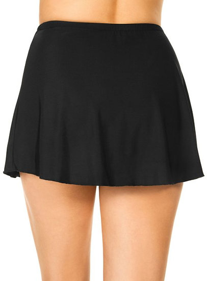 MIRACLESUIT - Black Skirted Separate Bottom - 6516602