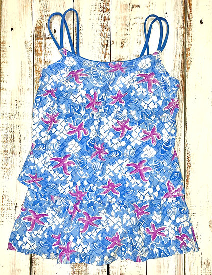 SEA WAVES - Skirtini Set - Catch of the Day 5445