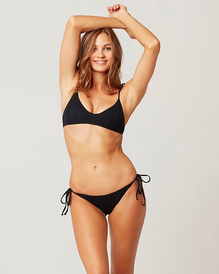 L*Space Pointelle Rib Lily Bikini Bottom- PTLIF20
