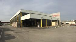 Extension centre de tri à Amiens
