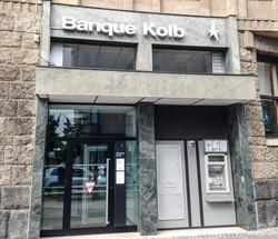 Banque aux normes handicapés à Metz