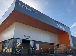 Construction Colruyt Troyes