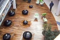Centre commercial à Lieusaint
