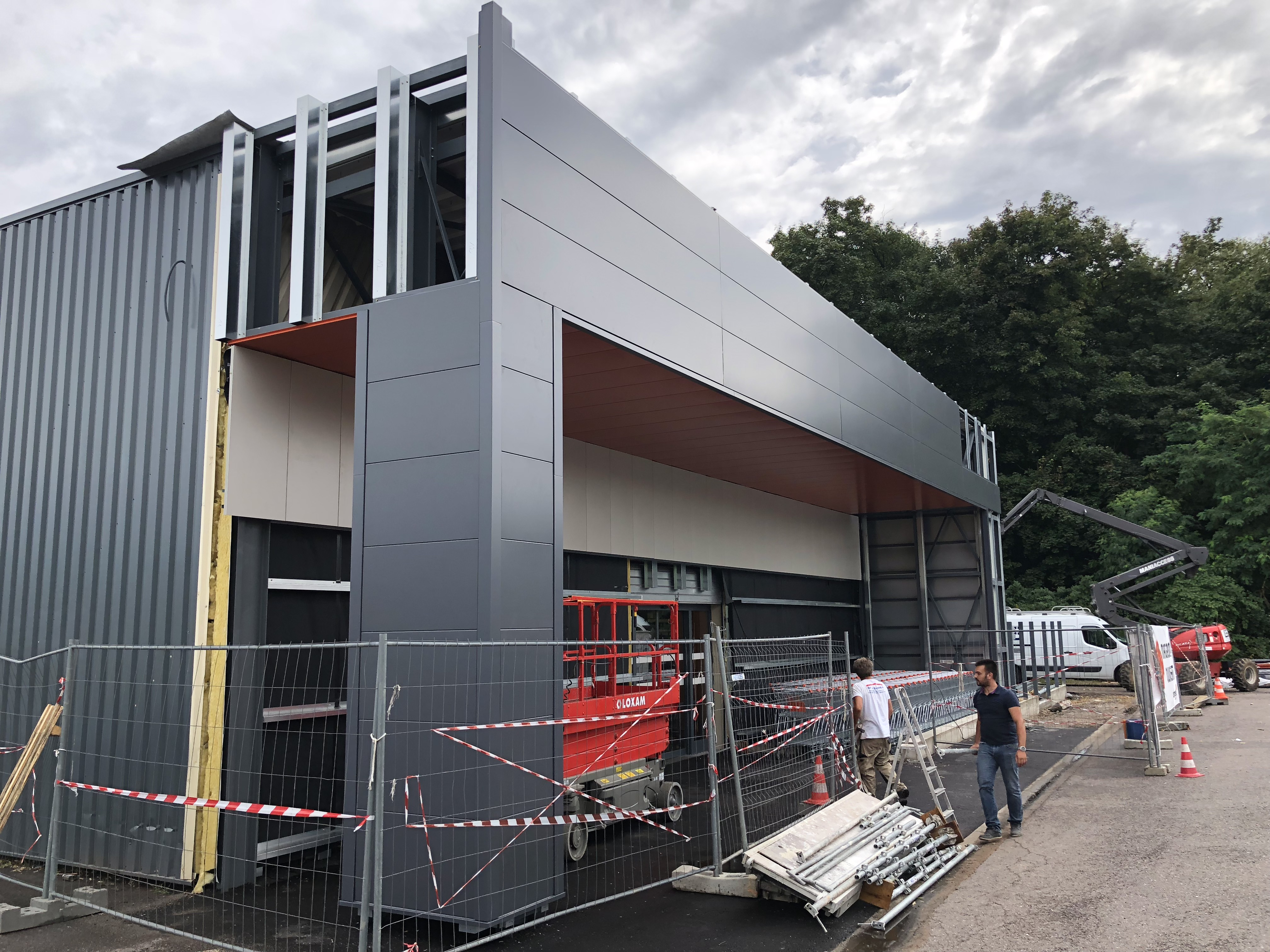 Remodeling Supermarché