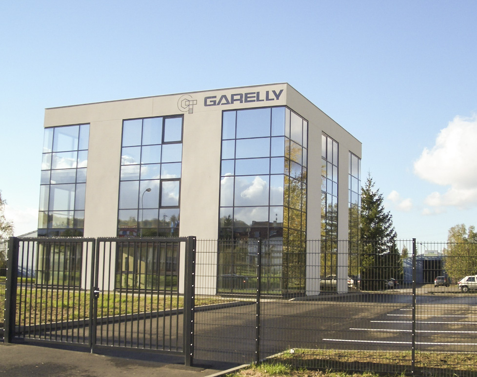Immeuble de bureaux à Forbach