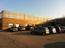 Bâtiment de bureaux à Metz