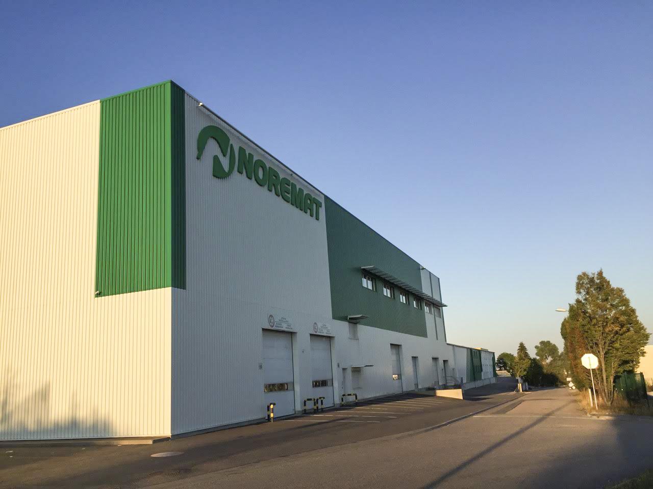 Bâtiment industriel à Ludres