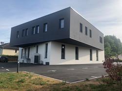 Création d'un bâtiment de bureaux neufs à Toul