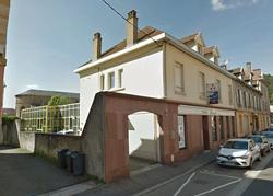 Réaménagement d'une agence bancaire à Raon l'Etape