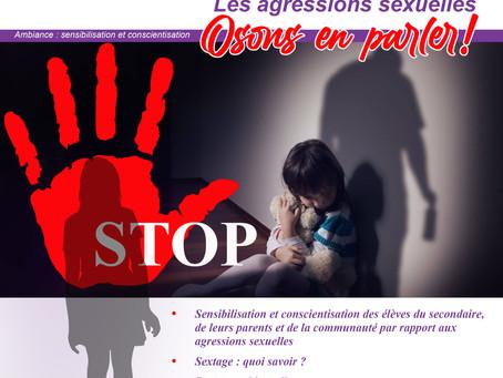 le Mois de la prévention des agressions sexuelles en Ontario.