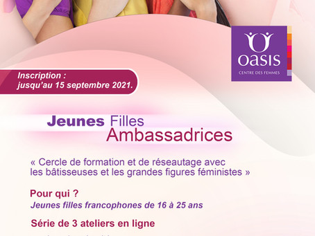 Jeunes Filles Ambassadrices »