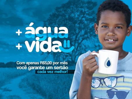 Campanha +Água +Vida