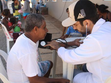Seja Voluntário: Médicos e dentistas ajudam a transformar o sertão!