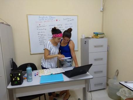 Escola de inglês no sertão: sonhando através da ação social