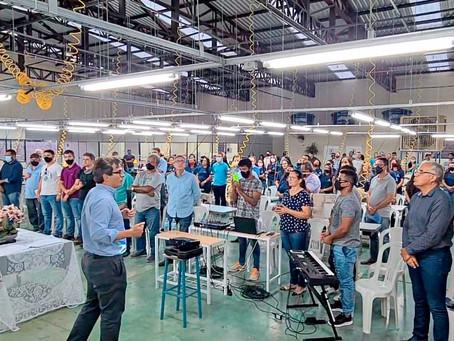Instituto Água Viva celebra parcerias com empresas no Brasil para gerar ainda mais trabalho e renda
