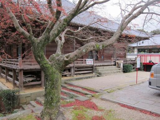 Kadomatsu at Shinpukuji Temple