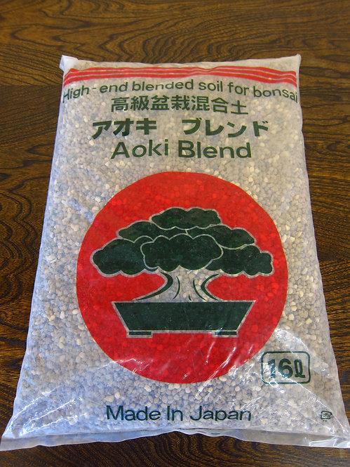 AOKI Bonsai Soil Blend - Medium