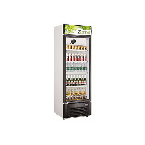 Kühlschrank 350L, Glastür mieten