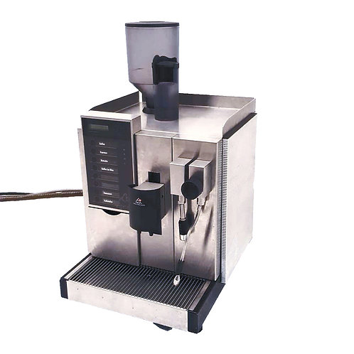 Kaffeevollautomat mieten