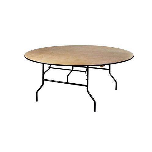 """Bankett-Tisch """"rund"""" mieten"""