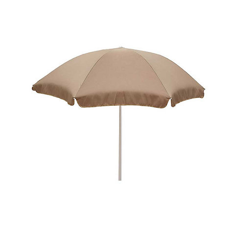 Sonnenschirm beige 200cm