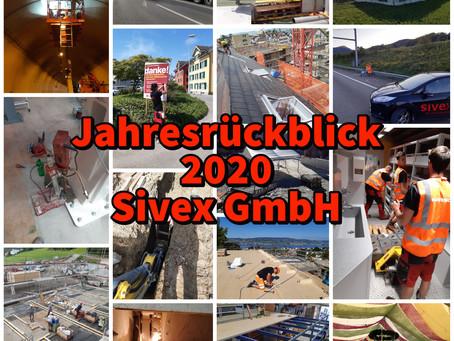 Jahresrückblick der Sivex GmbH
