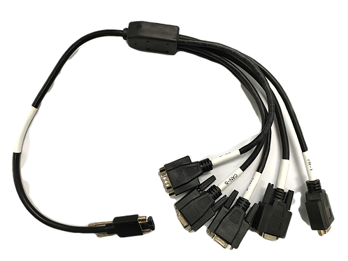 INF4202: Rebel FlexRay/CAN Breakout Cable