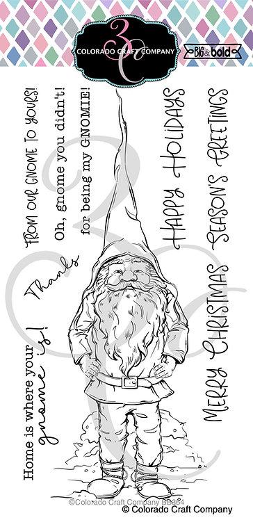 BB364 Big & Bold~Slimline Gnome