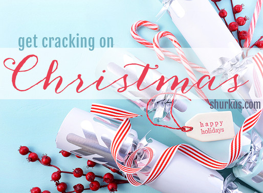 Get Cracking On Christmas