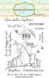 AJ377 Anita Jeram~Better Together
