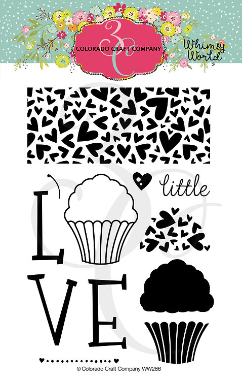 WW286 Whimsy World~Little Love